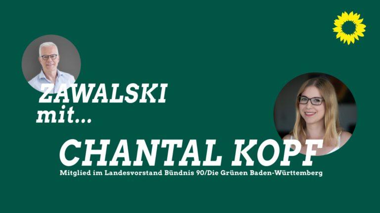 """""""Zawalski mit… Chantal Kopf"""""""