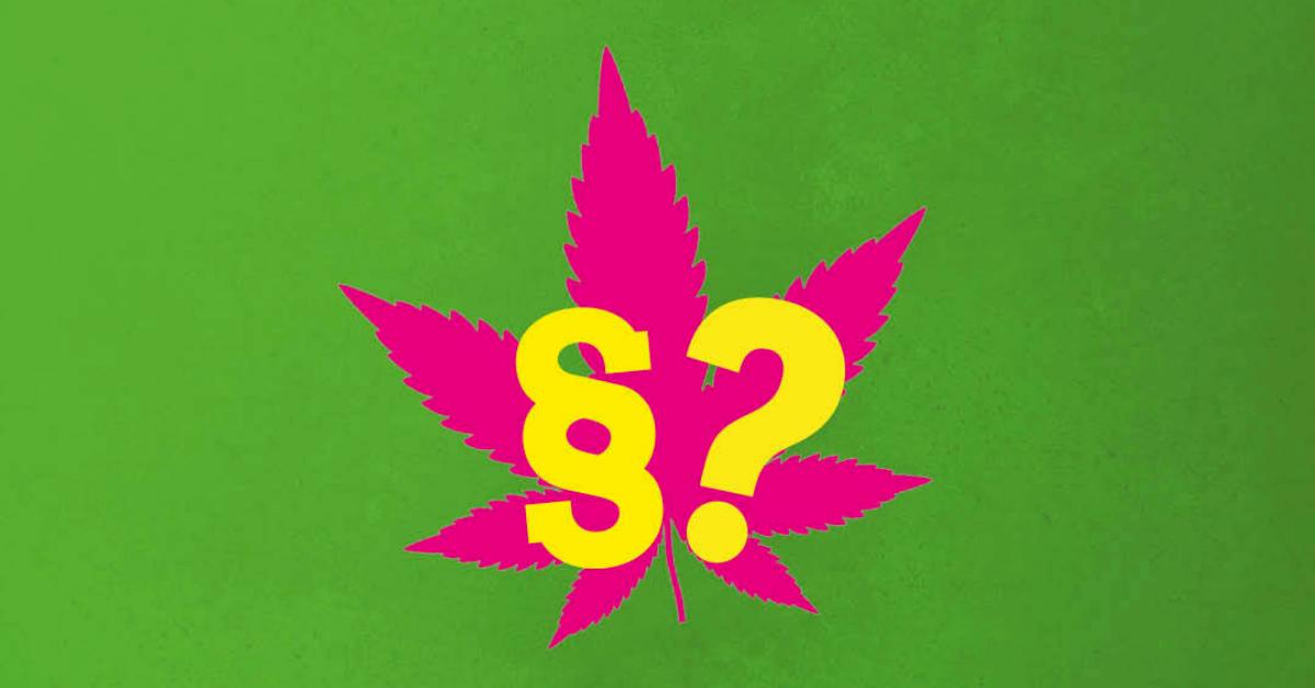 """Legalize it – oder was jetzt?"" – Podium & Diskussion"